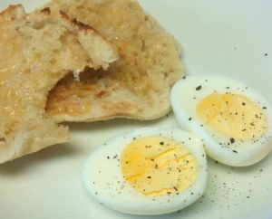 Egg and Muffin