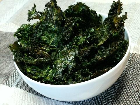 Kale Crisps 2