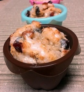 bread pudding few
