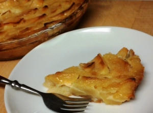 Apple Torte Slice (1)